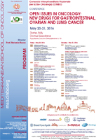 Conference - Open issues in Oncology: new drugs for gastrointestinal, ovarian and lung cancer