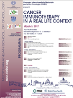 Cancer Immunotherapy in a real life context